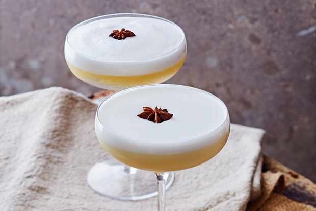 Spiced Pear Cocktail Recipe