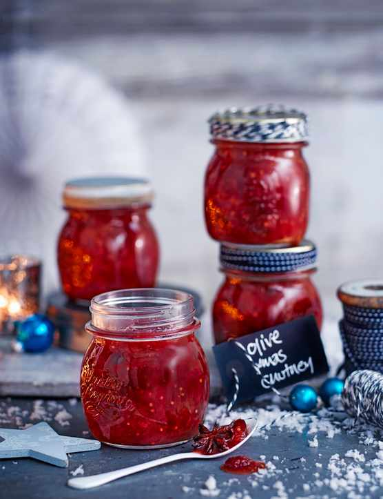 Homemade Spiced Plum Chutney Recipe