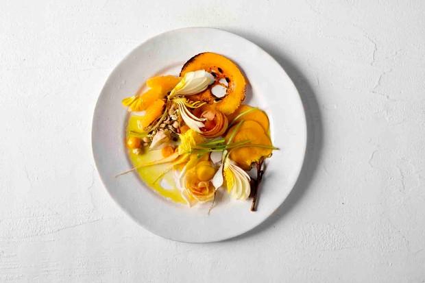 pumpkin-in-the-seasonal-yellow-salad