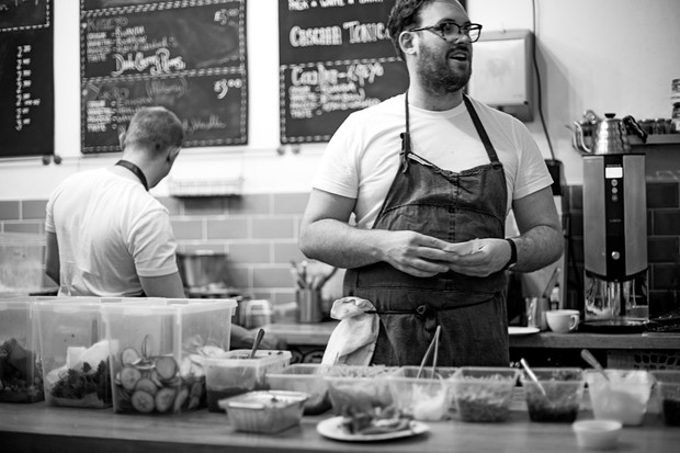 UK's chefs to watch
