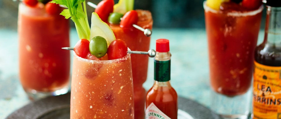 Bloody Mary Recipe Olivemagazine