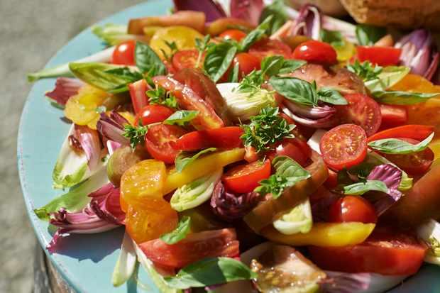 Borough Kitchen vegetarian cookery course