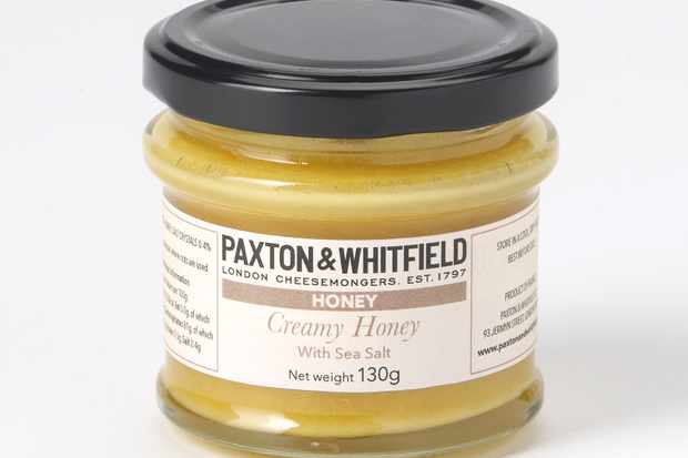 Creamy honey Paxton & Whitfield