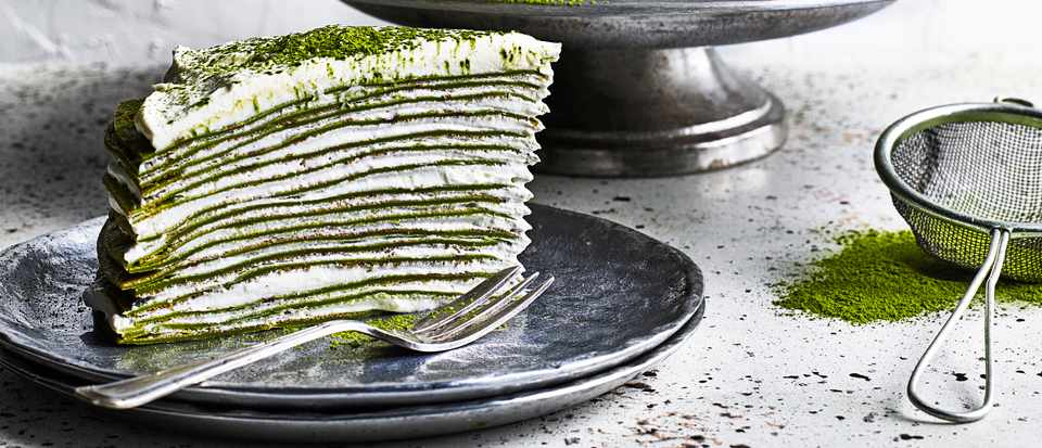Matcha Mille Crepe Cake Recipe Plus How To Video