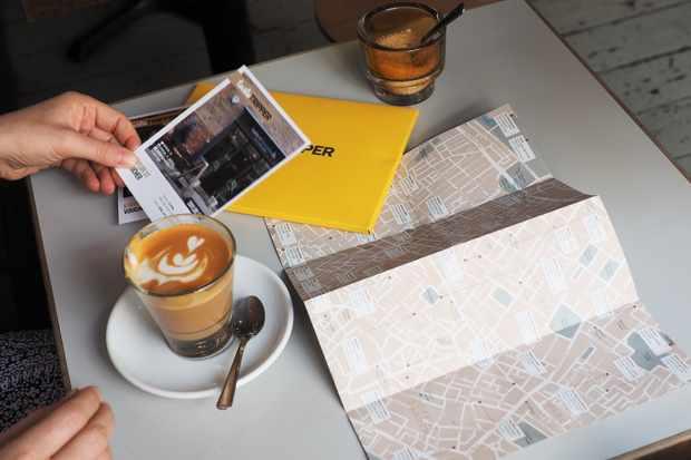 Taste Tripper coffee guides