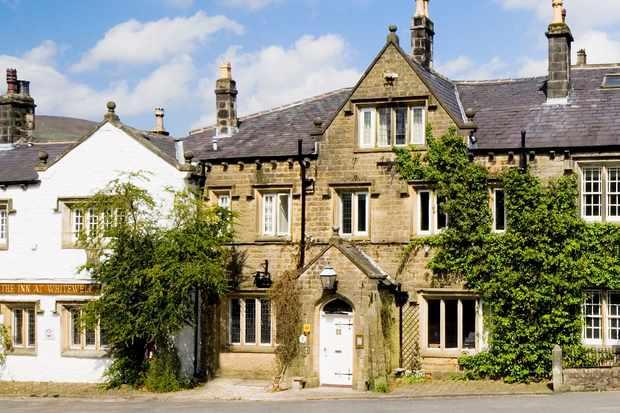 Inn at Whitewell 2