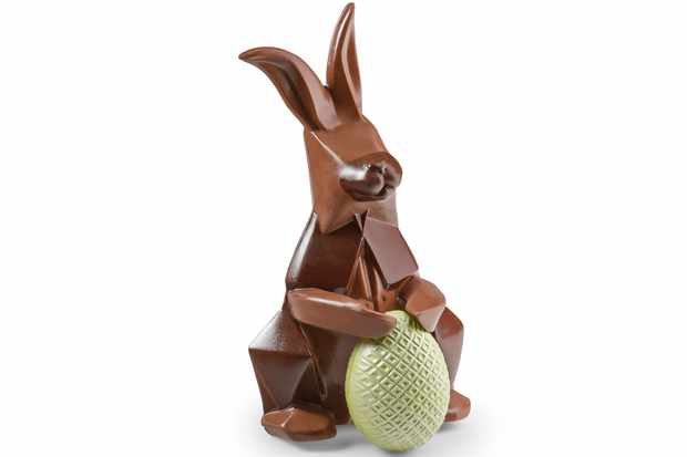 Michel Cluizel Origami Rabbit £15.95