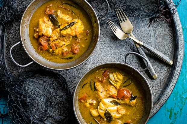 Sri Lankan Fish Curry Recipe