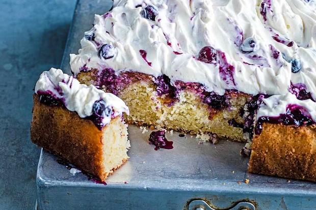 27 Best Fruity Cake Recipes Olive Magazine