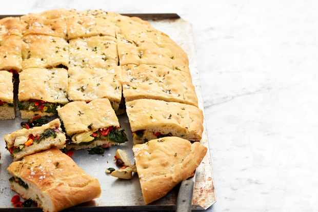 38 best picnic food ideas olive magazine stuffed focaccia forumfinder Choice Image