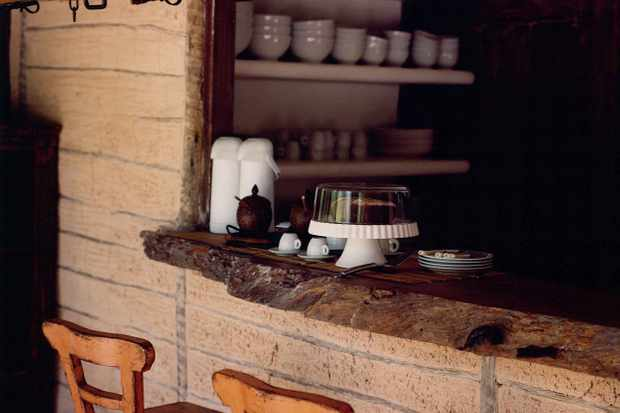 Breakfast bar at Uxua Casa, Trancoso, Brazil
