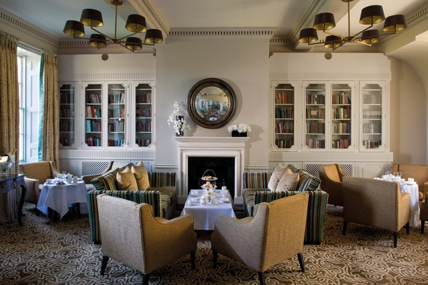 Afternoon tea at Sopwell House, St Albans