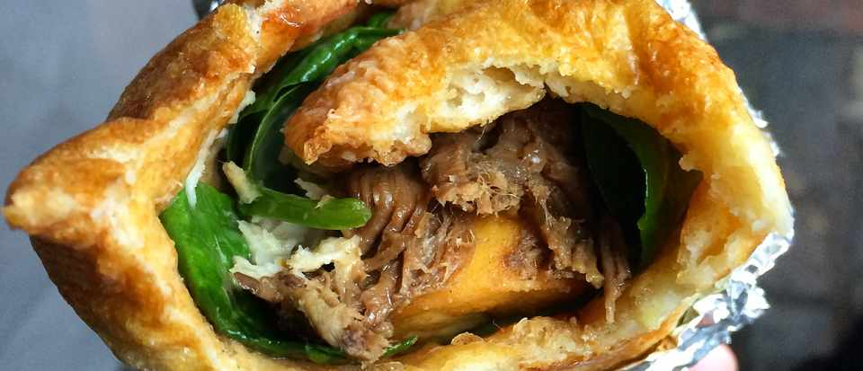 Yorkshire Burrito, Street Food Union
