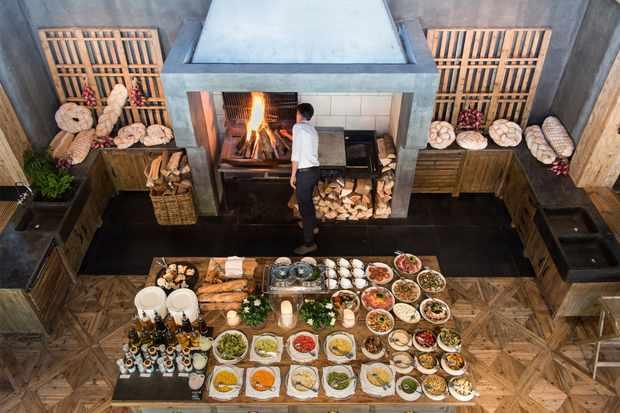 San Luis_Küche2