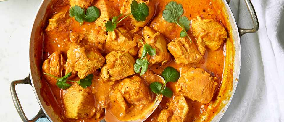 Butter Chicken Curry Recipe
