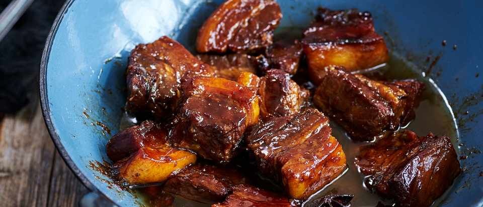 Twice-Cooked Chinese Pork Belly