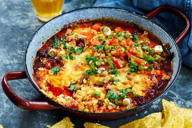 Queso Fundido Recipe (Plus How To Video)