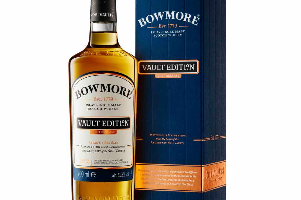 Bowmore Vault Editions Atlantic Sea Salt 1 (1)