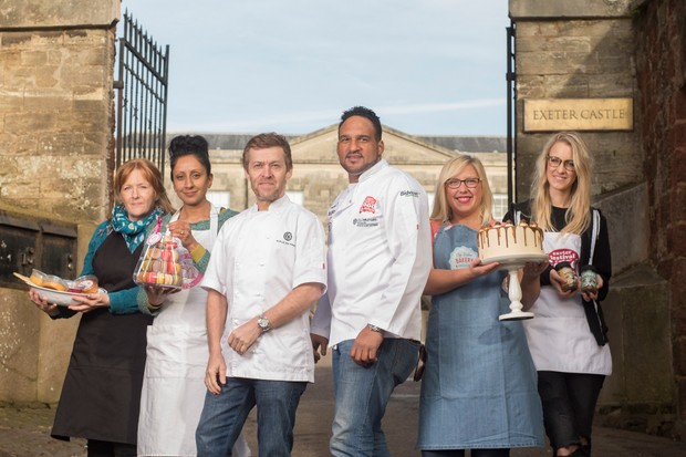 Exeter Festival of South West Food and Drink 2018