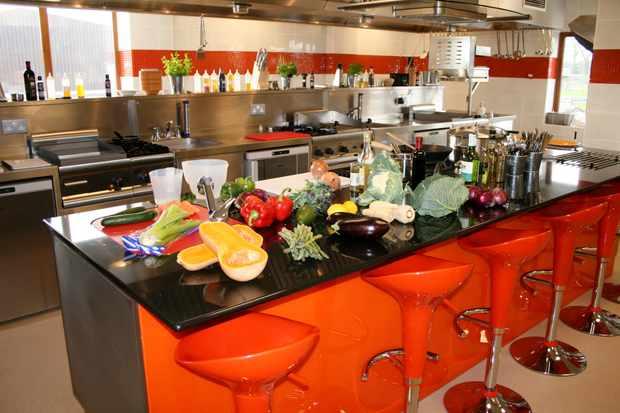 Becketts cookery school