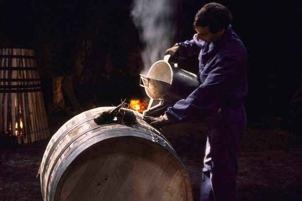 Cleaning Port Barrel