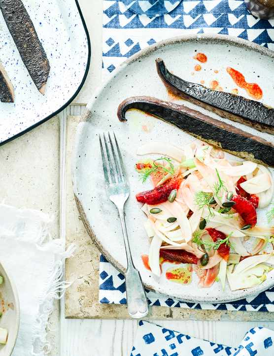 Cured Mackerel recipe