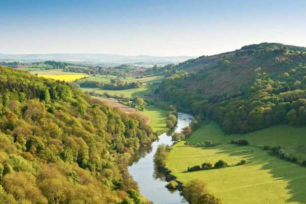 Severn and Wye Valleys