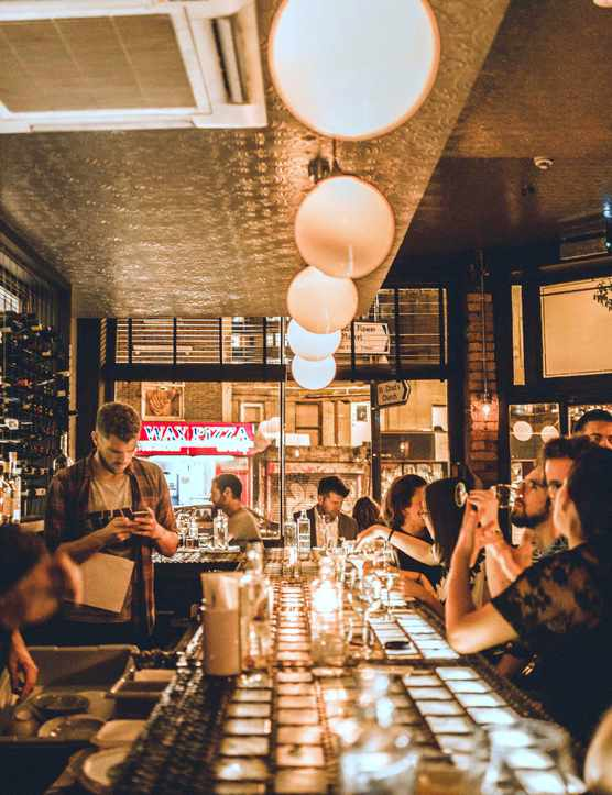 Best UK Wine Bars