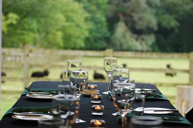 Harewood estate spring feast