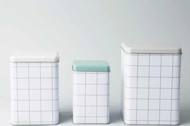 Caro Storage Tins