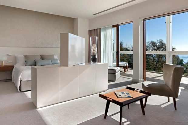 Marriot Hotel Junior Suite