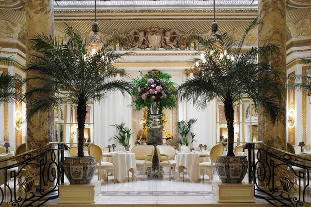 Palm Court, The Ritz Afternoon Tea
