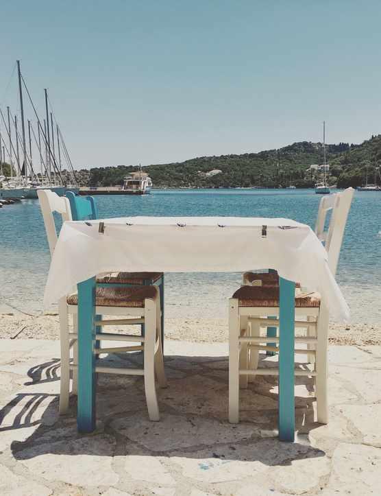 Best Restaurants in Ithaca, Greek Islands