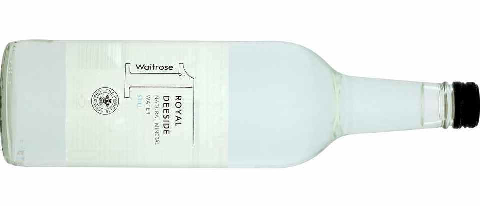 Waitrose royal deeside water