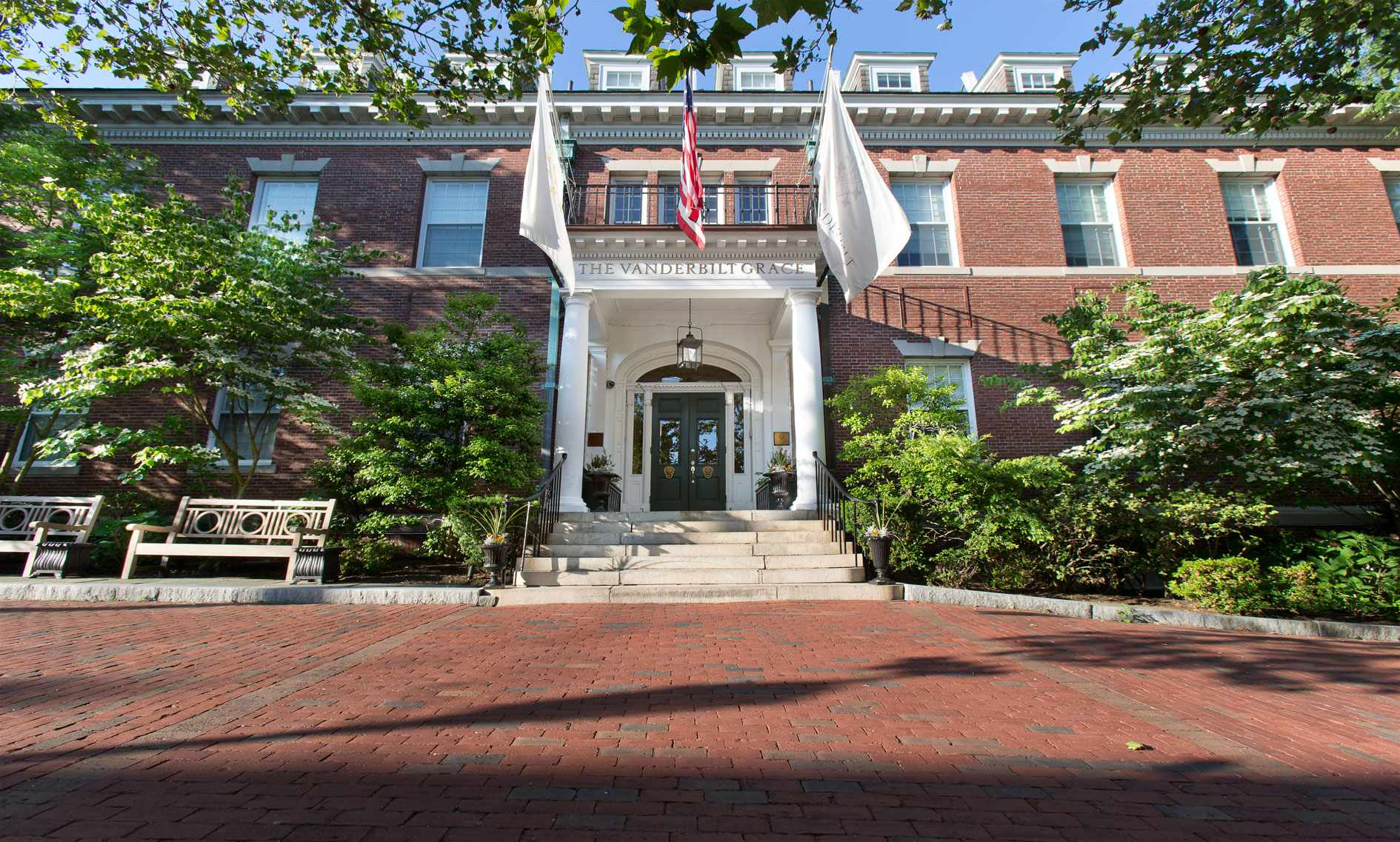 Grace Vanderbilt hotel, Rhode Island