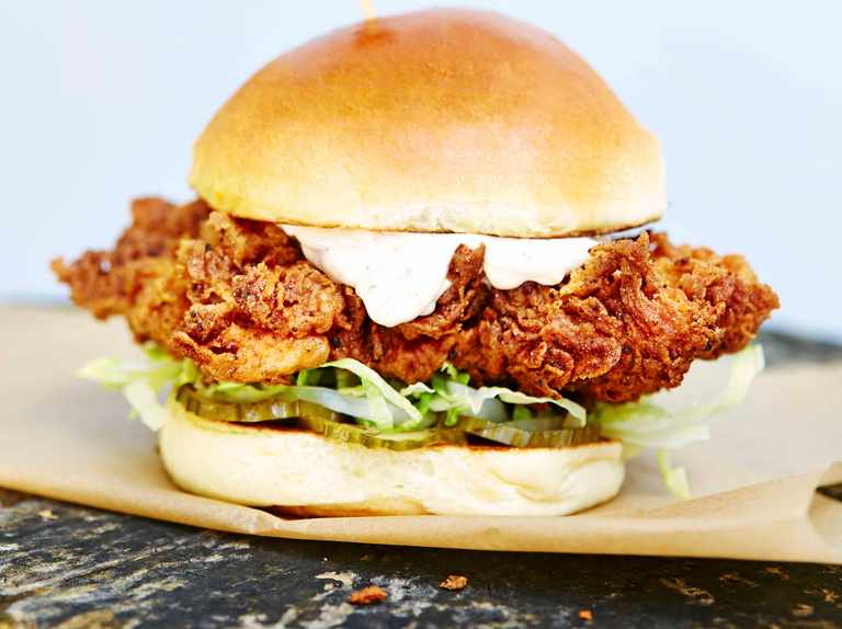 9 Best Chicken Burger Recipes Olivemagazine