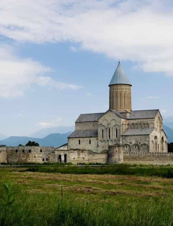 Alaverdi Monastery, in Kakheti
