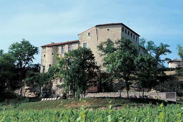 Chateau de Salettes