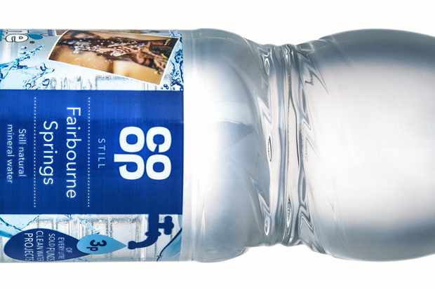 Co-op Fairbourne Springs Water