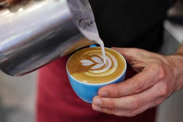 Dukes Coffee Cork