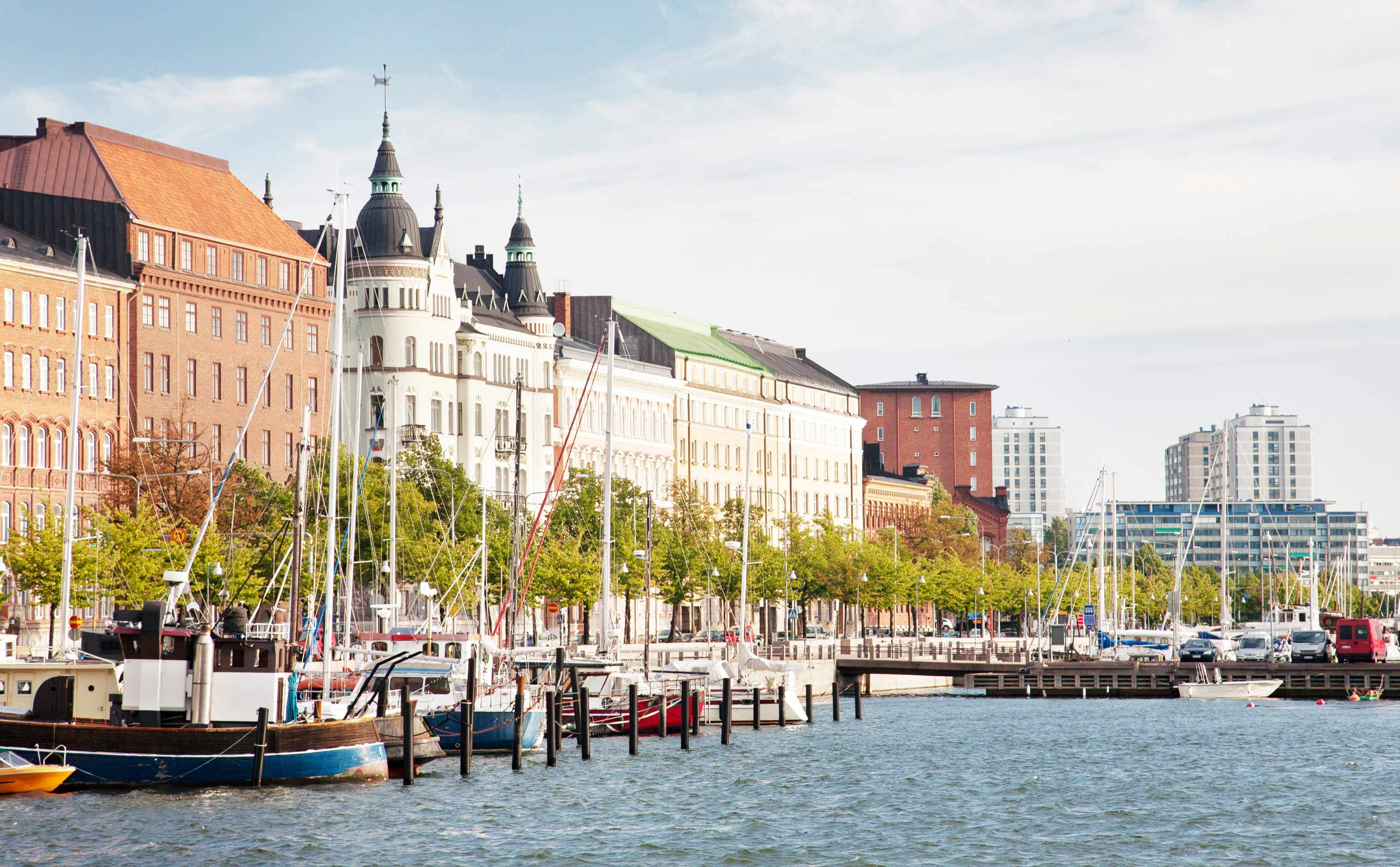 Helsinki Restaurants and Where to Eat in Helsinki