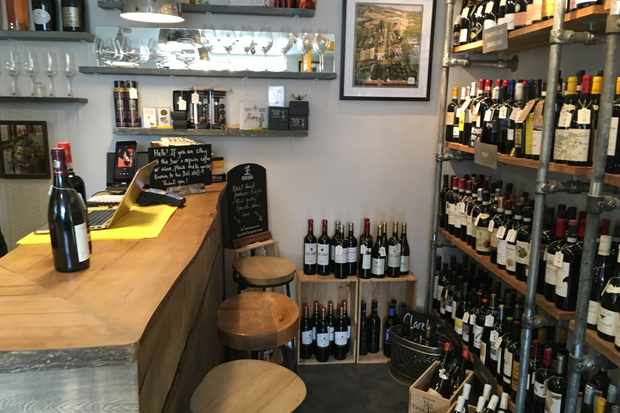 Somerset wine co - the deli