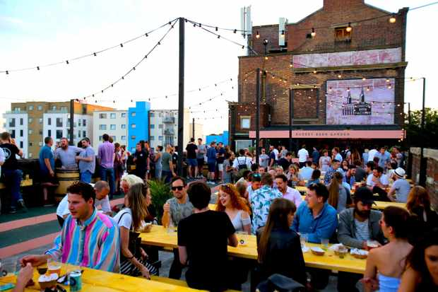 Best rooftop bars and outdoor dining in London