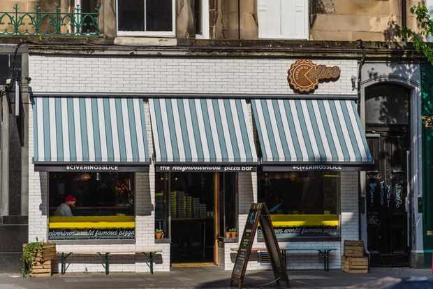 Civerinos Slice, Edinburgh