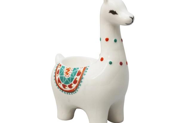 Llama Egg Cup