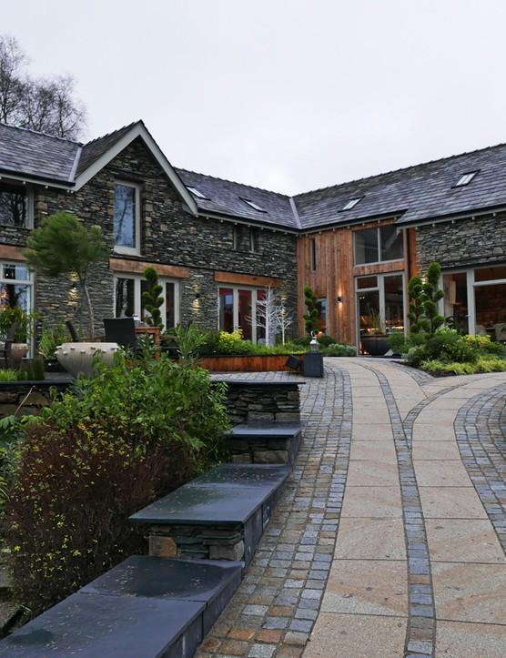 Gilpin Hotel, Windermere, Cumbria