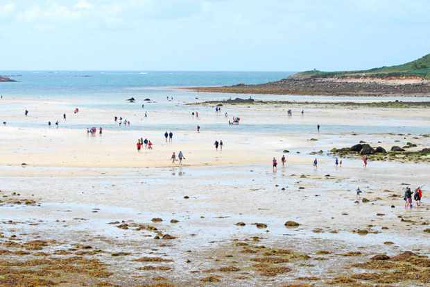 On the Road: Isles of Scilly