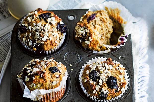 Easy Muffin Recipes Olivemagazine
