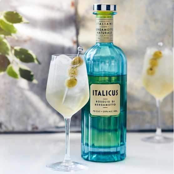Italian Prosecco Cocktail Recipe