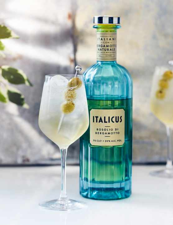 Italian Prosecco Cocktail Recipe